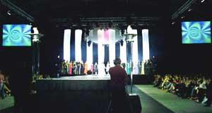 Hottest Fashion Style Fashion Show Stage Design